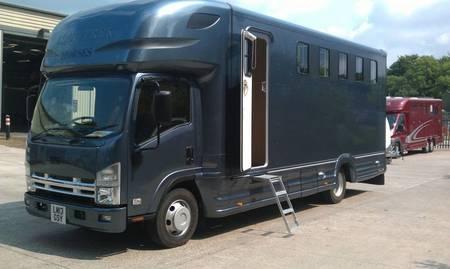 Endeavour Transporter