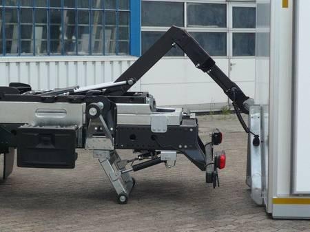 VAS-AR-50 Växlarsystem